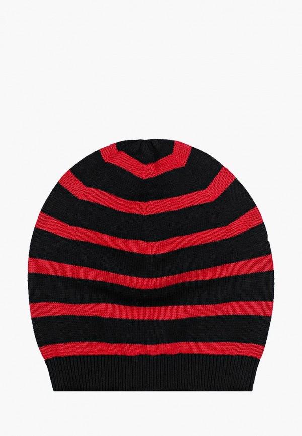шапка sela для мальчика, черная