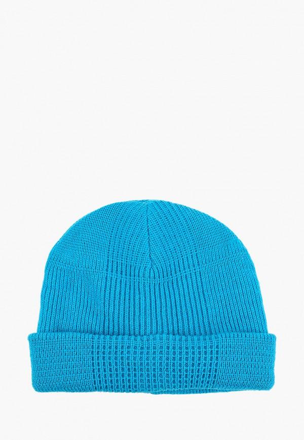 шапка sela для мальчика, голубая