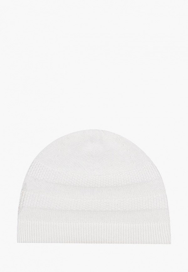 шапка sela для девочки, белая