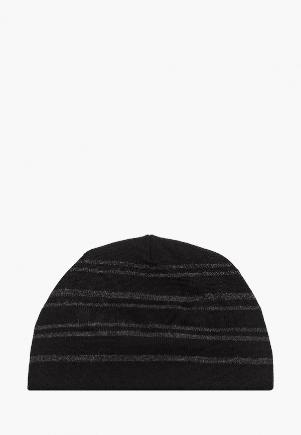 мужская шапка sela, черная