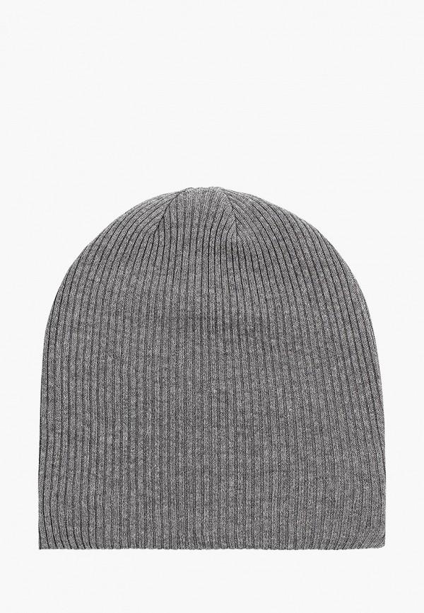 Фото 2 - мужскую шапку Sela серого цвета