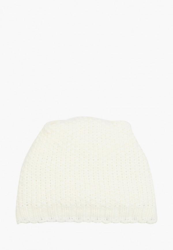 женская шапка sela, белая