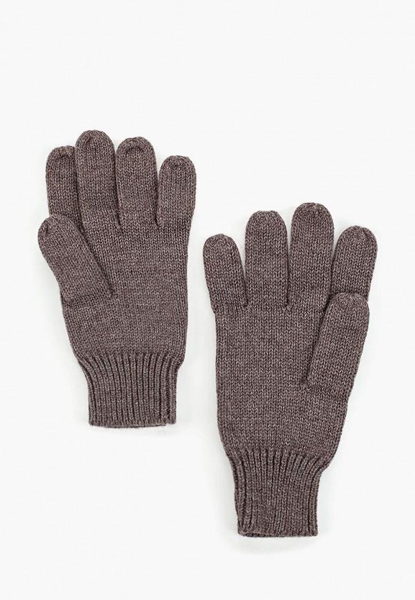 перчатки sela для мальчика, коричневые