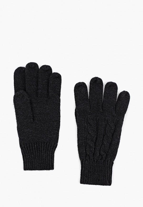 Фото - Перчатки Sela черного цвета