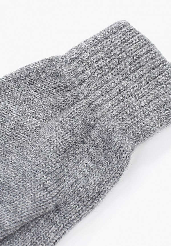 Фото 2 - Перчатки Sela серого цвета