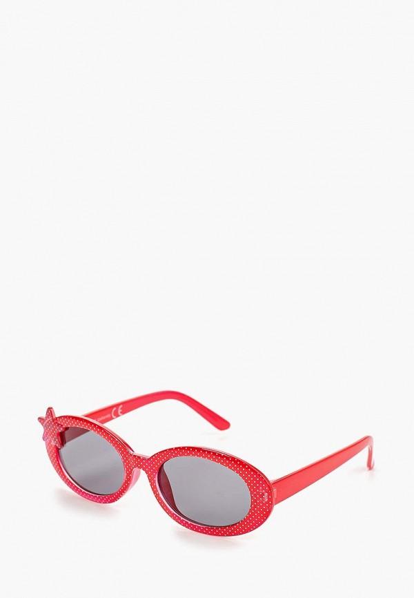 солнцезащитные очки sela для девочки, красные