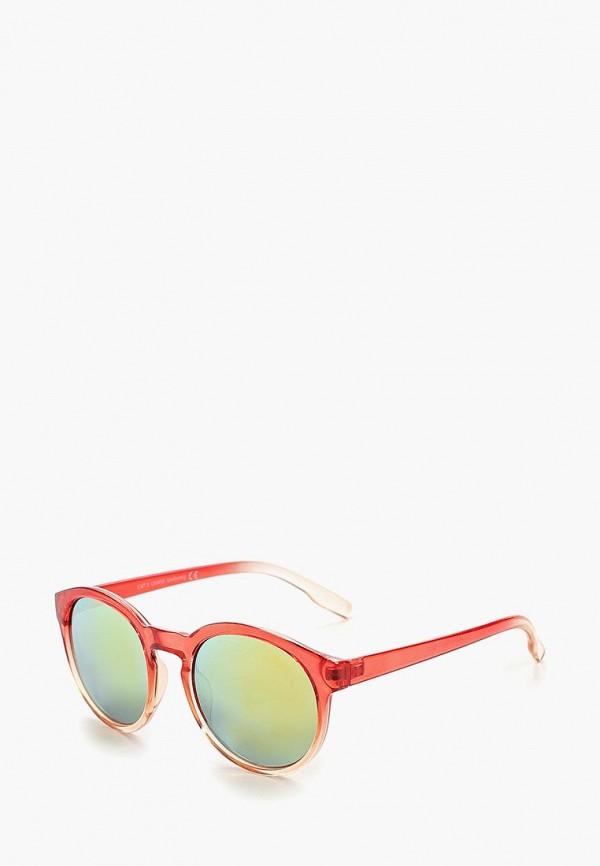 солнцезащитные очки sela для девочки, розовые