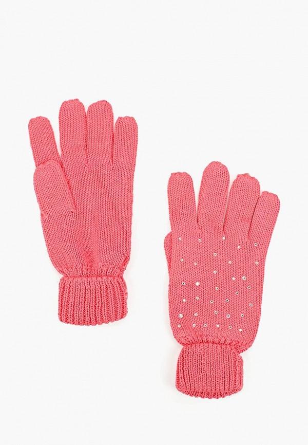 Фото - Перчатки Sela розового цвета