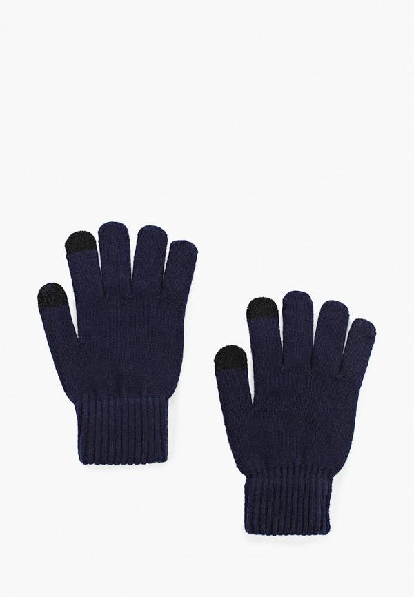 мужские перчатки sela, синие