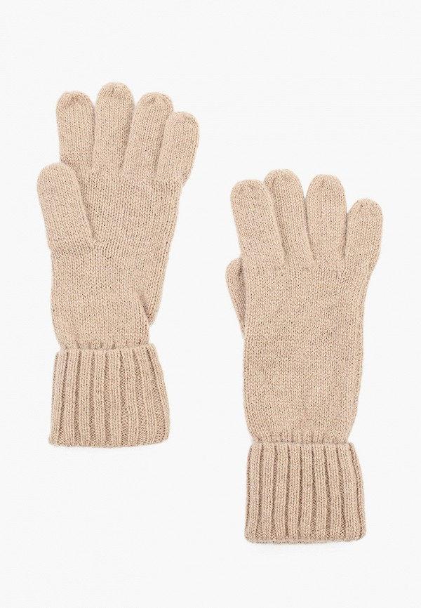 женские перчатки sela, бежевые