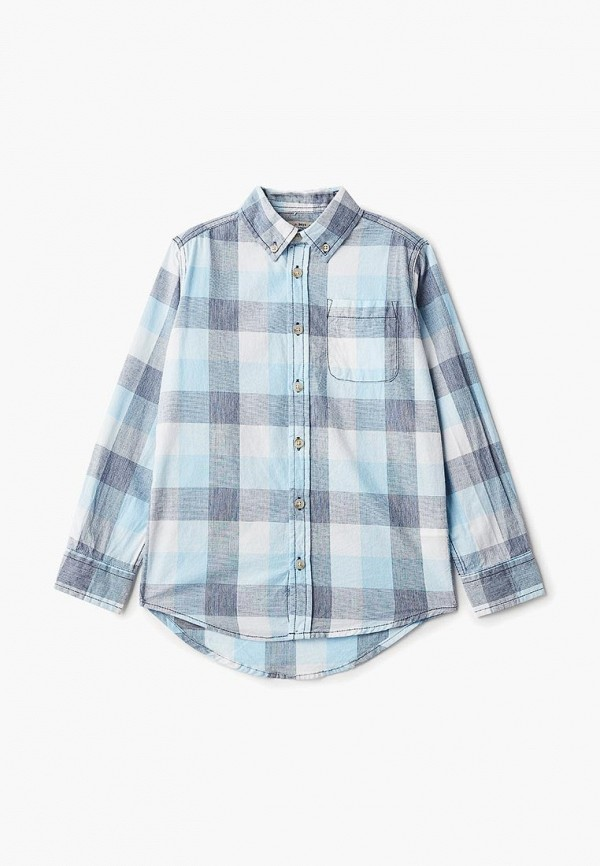 Рубашка Sela Sela SE001EBBWZK0 рубашка sela sela se001ebbwyq1