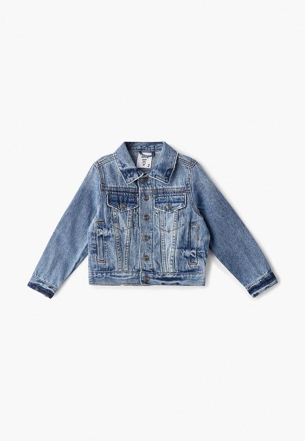 Куртка джинсовая Sela Sela SE001EBDUEQ6