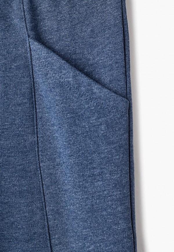 Фото 3 - Брюки спортивные Sela синего цвета