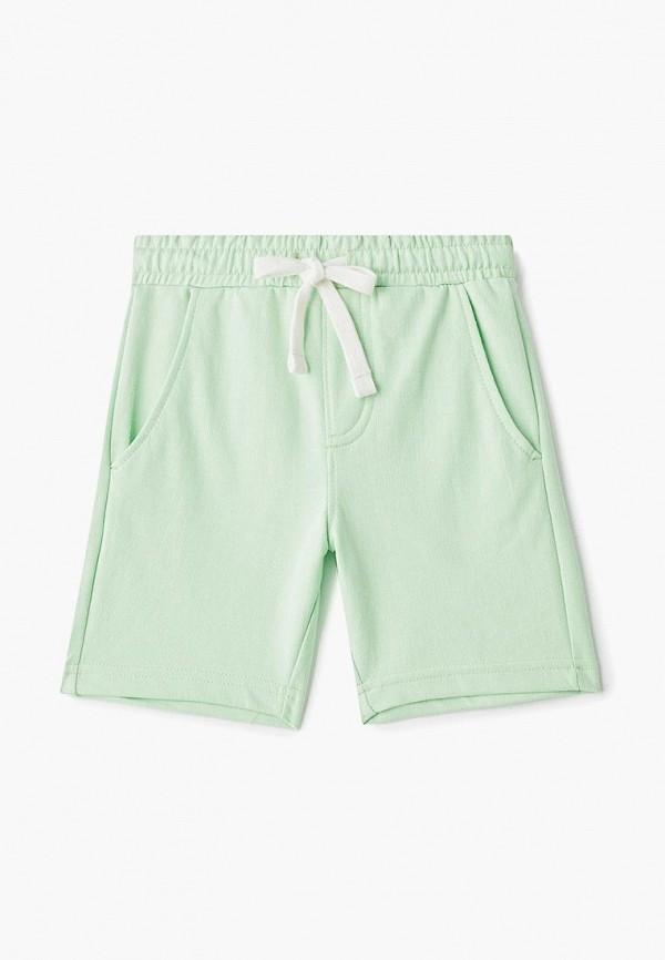 шорты sela для мальчика, зеленые