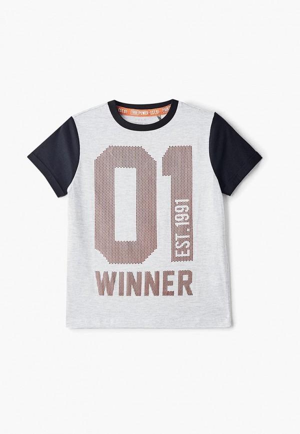 Футболка Sela Sela SE001EBDUQL6 футболка для девочки sela цвет светло серый меланж t 611 1288 8341 размер 158 13 лет