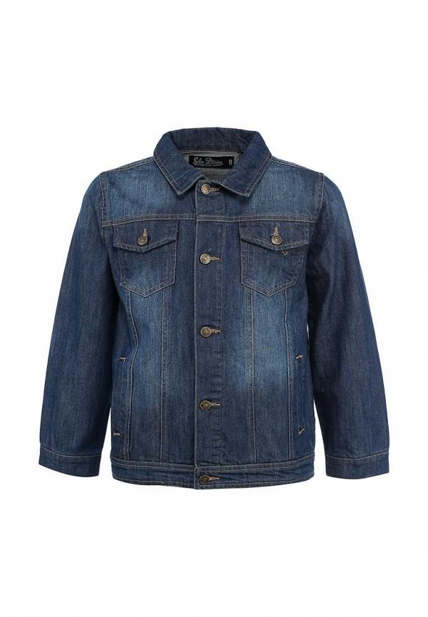 Куртка джинсовая Sela Sela SE001EBDWL96 цена
