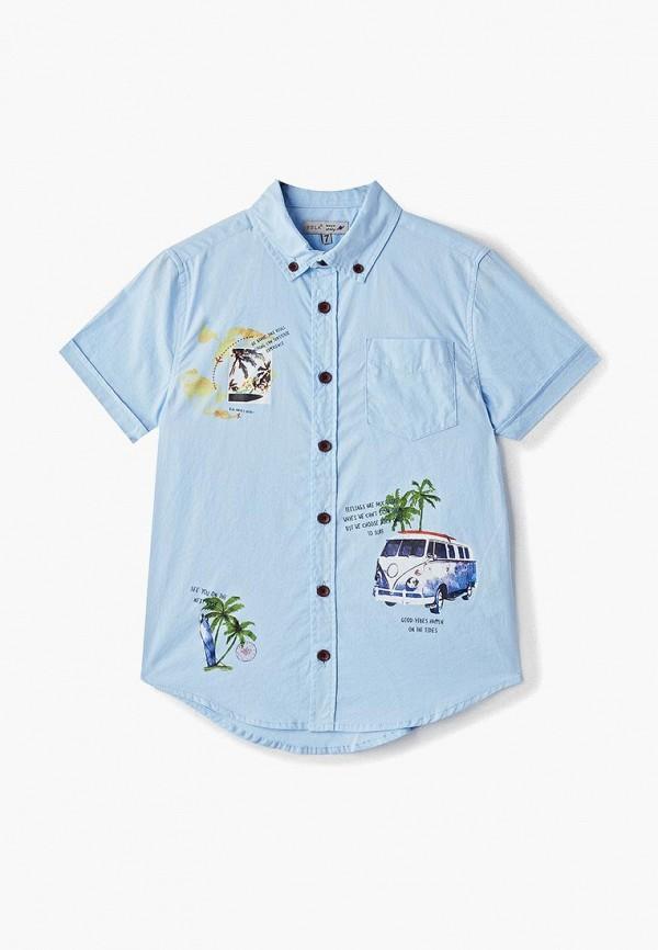 Рубашка Sela Sela SE001EBEZOD3 рубашка sela sela se001ewbxcd9