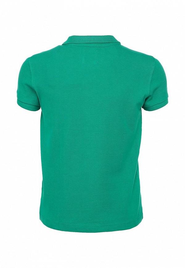 Фото 2 - футболку или поло для мальчика Sela зеленого цвета