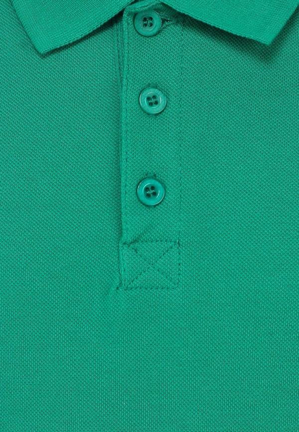 Фото 3 - футболку или поло для мальчика Sela зеленого цвета