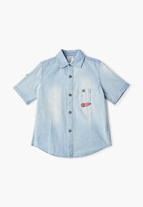 Рубашка Sela Sela SE001EBFBOK2 цена 2017