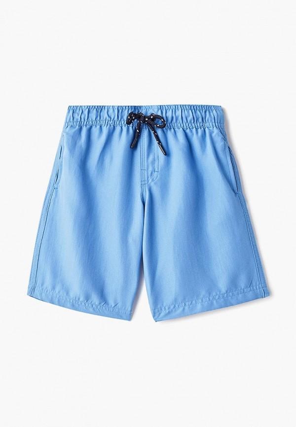 шорты sela для мальчика, голубые