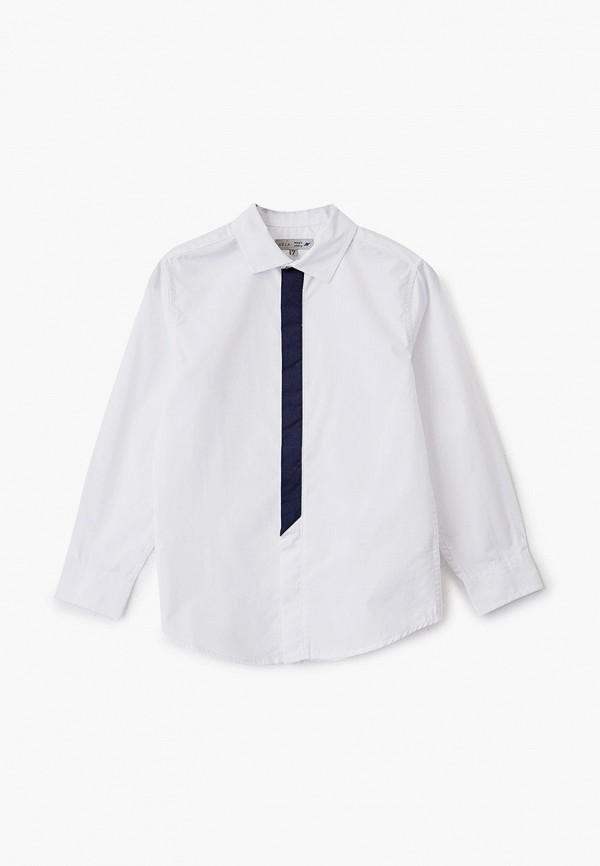 Рубашка Sela Sela SE001EBGAJZ8 цена 2017