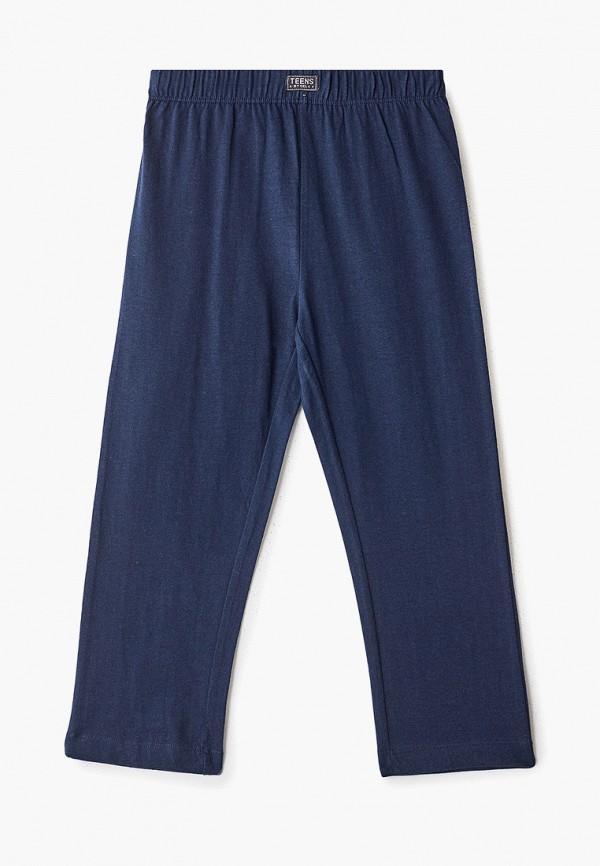 Брюки домашние Sela Sela SE001EBGBKJ7 брюки мужские sela цвет синий pk 215 057 8152 размер xxs 42