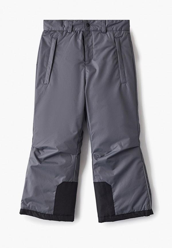 брюки sela для мальчика, серые