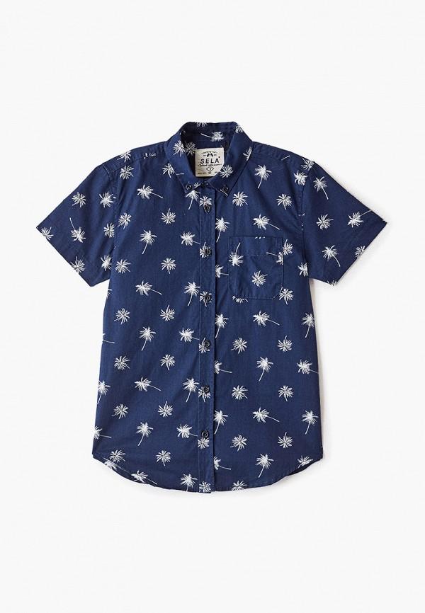 Рубашка Sela Sela SE001EBGCLS0 рубашка sela sela se001ewuro55