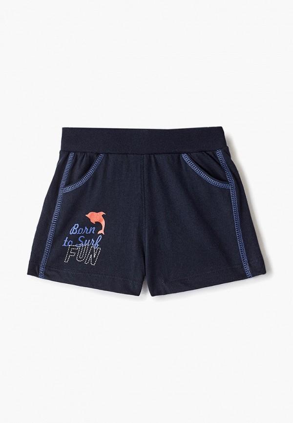 спортивные шорты sela для мальчика, синие