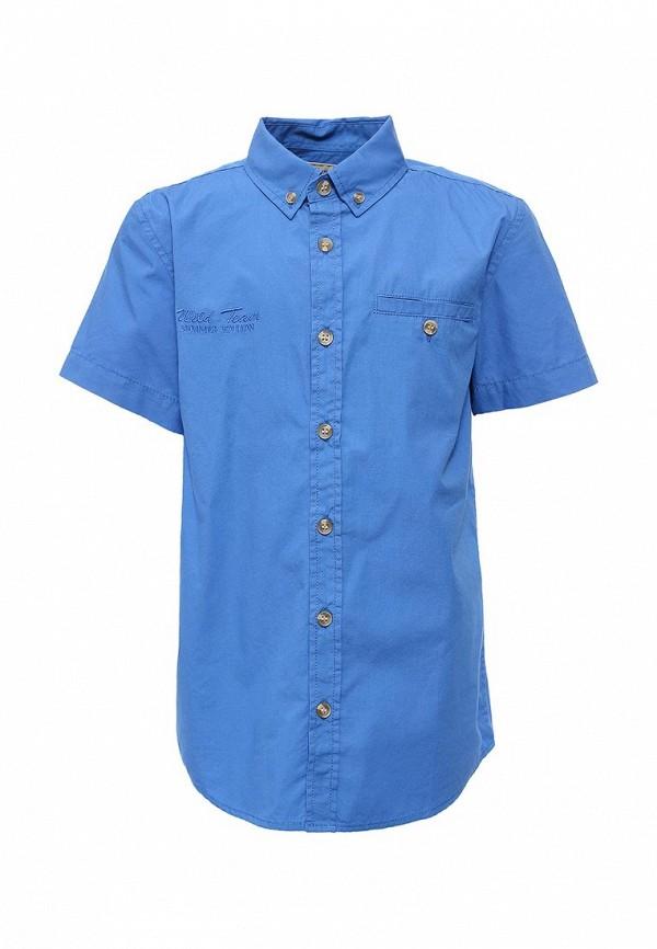 Фото - Рубашку Sela синего цвета