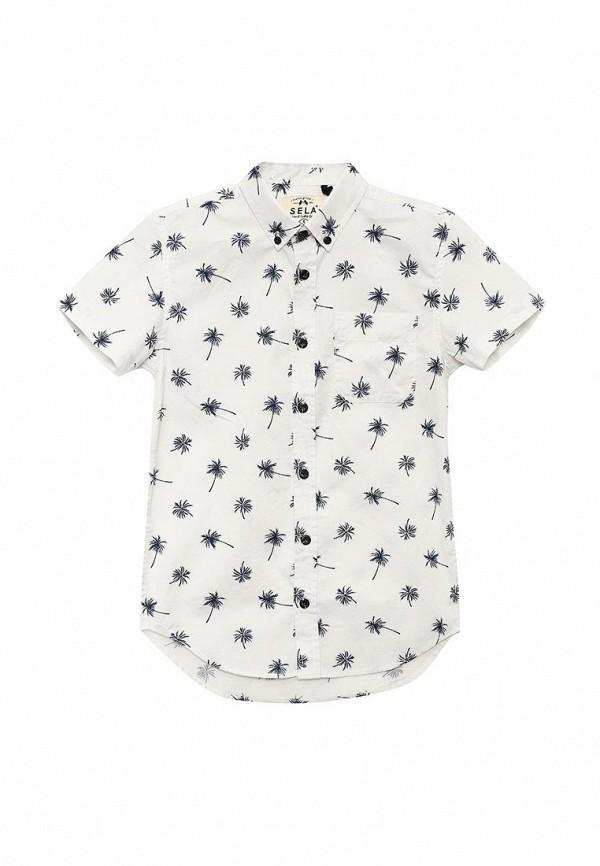 Рубашка Sela Sela SE001EBIKL38 рубашка sela sela se001empop41