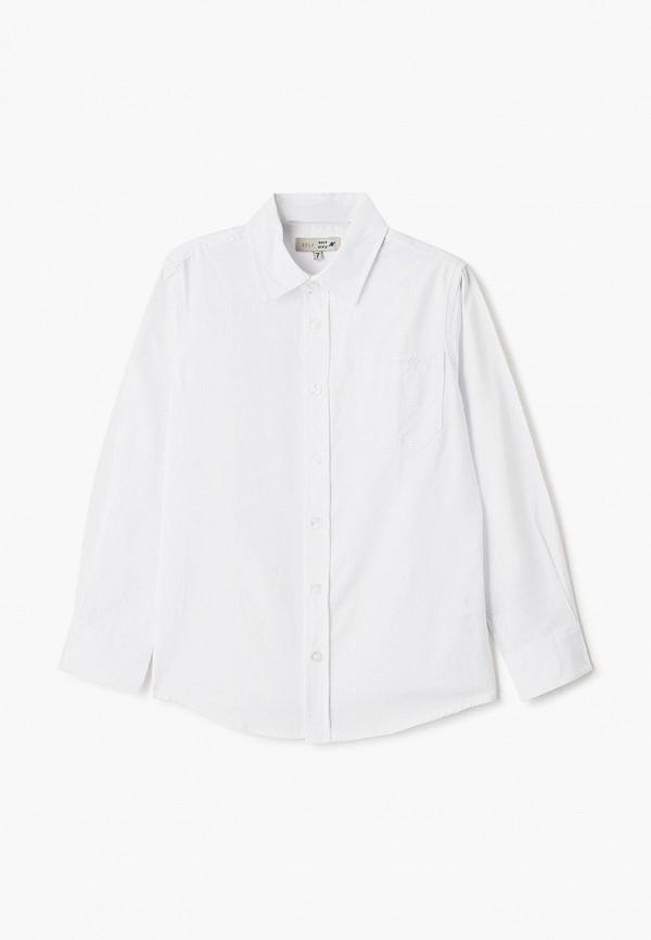 рубашка sela для мальчика, белая
