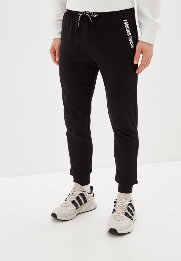 мужские спортивные брюки sela, черные
