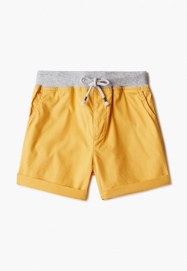 шорты sela для мальчика, желтые