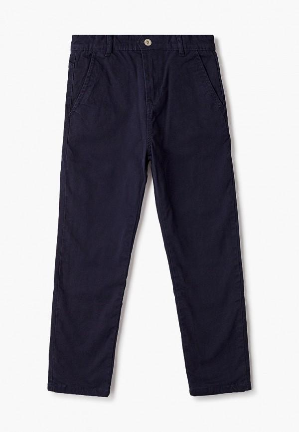 брюки sela для мальчика, синие