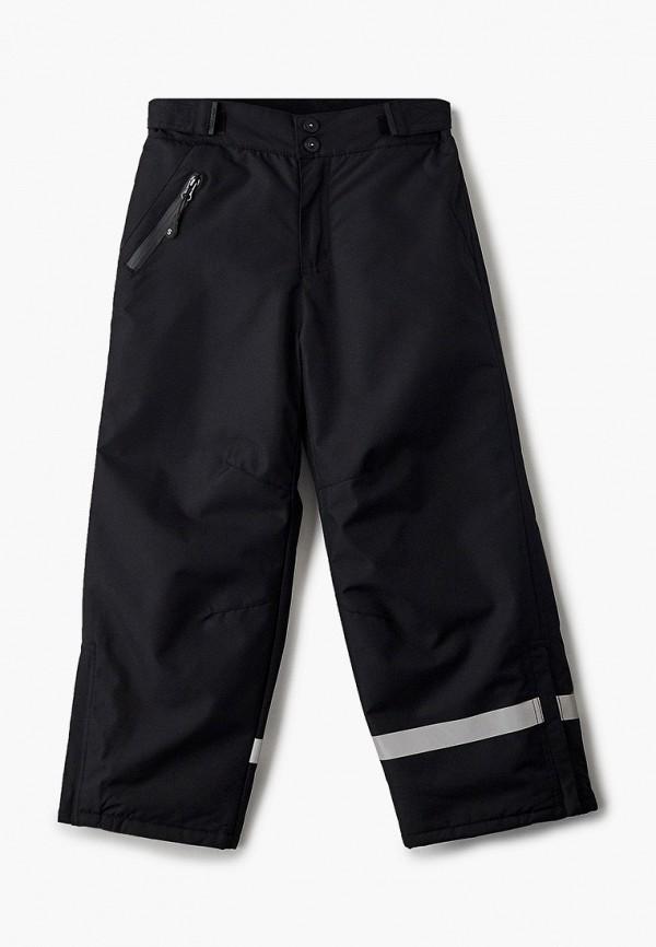 брюки sela для мальчика, черные