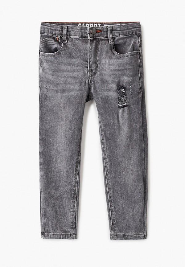 джинсы sela для мальчика, серые