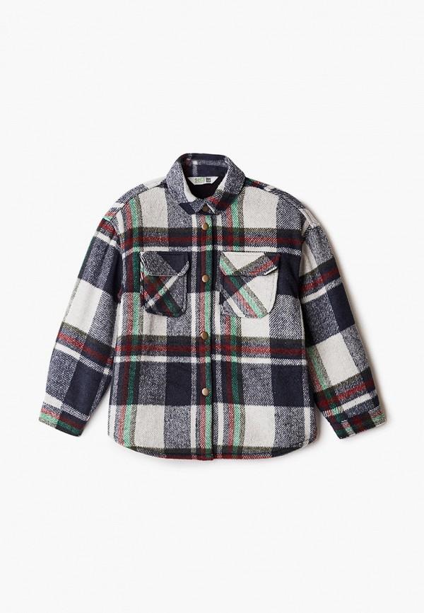 куртка sela для мальчика, разноцветная