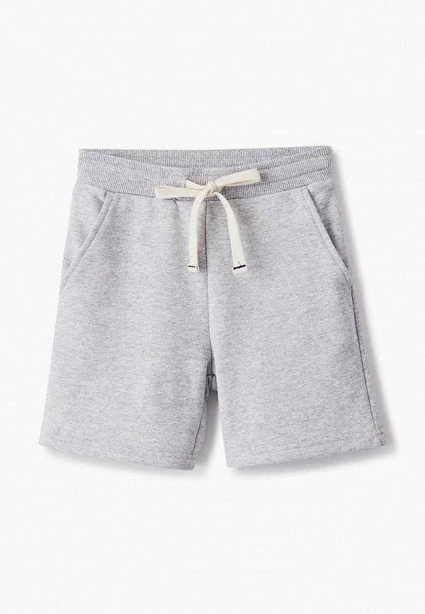 спортивные шорты sela для мальчика, серые