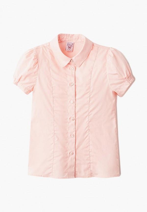 Блуза Sela Sela SE001EGBWYJ4 цена 2017