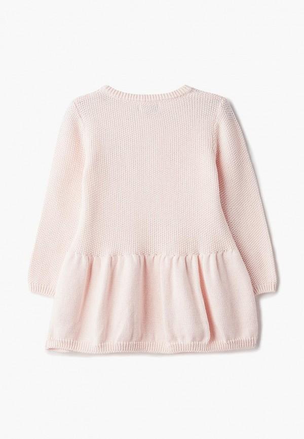 Фото 2 - Платье Sela розового цвета