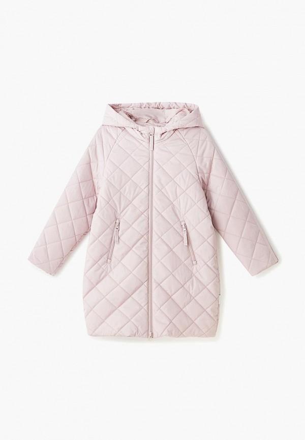 22d9edc7be2c Куртка утепленная Sela розового цвета