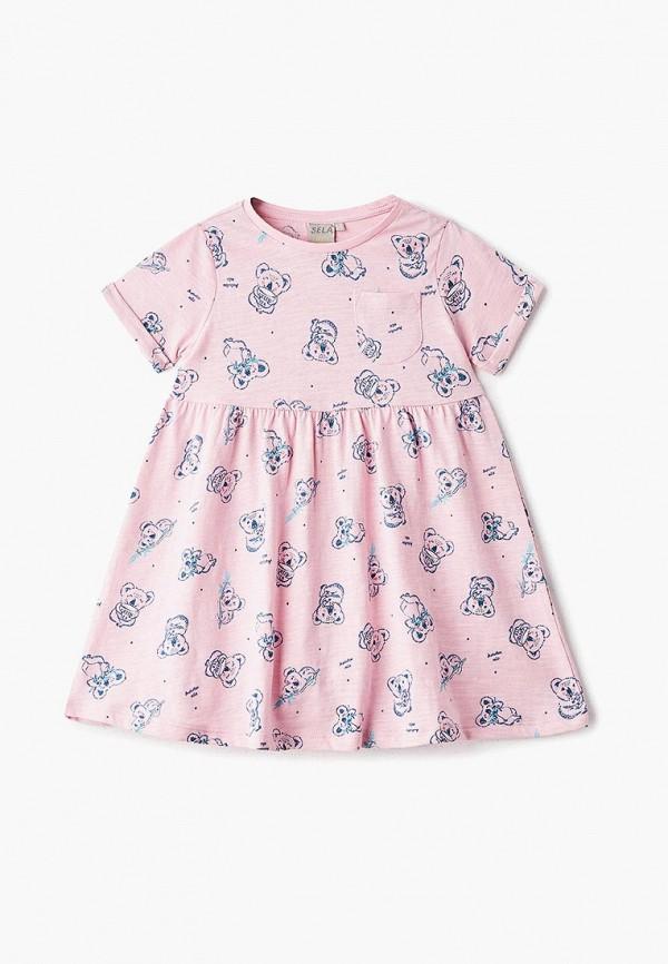 Платье Sela Sela SE001EGDUEN6 sela cn 614 872 6341tn
