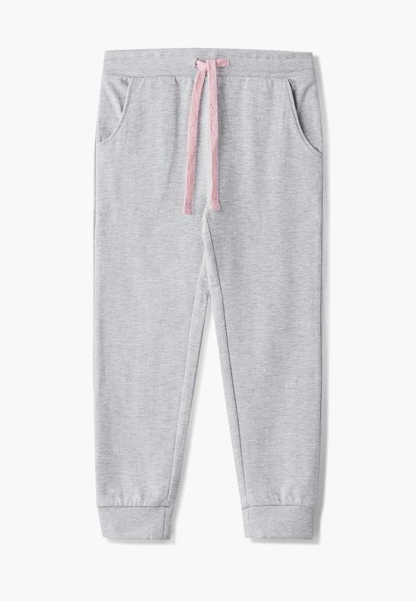 спортивные спортивные брюки sela для девочки, серые