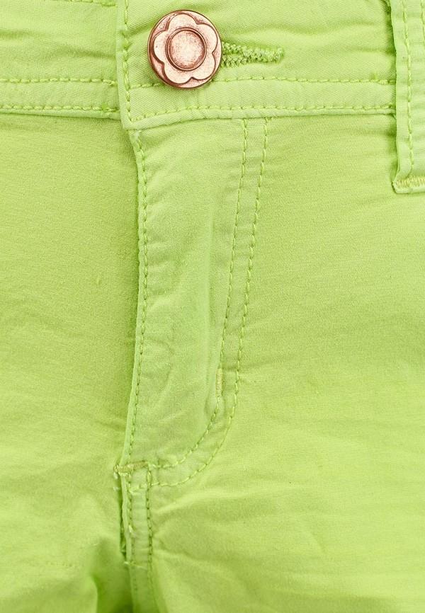 Фото 3 - Шорты Sela зеленого цвета