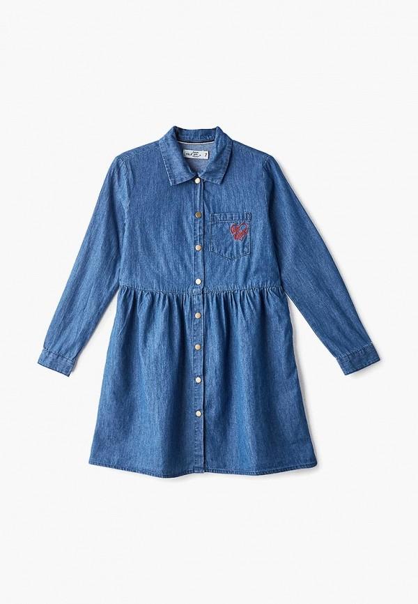 Платье джинсовое Sela Sela SE001EGEZOC5 рубашка sela sela se001ewbxcd6