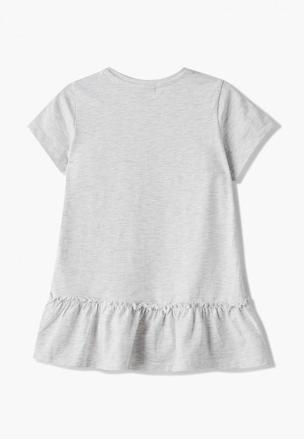 Фото 2 - Платье Sela серого цвета