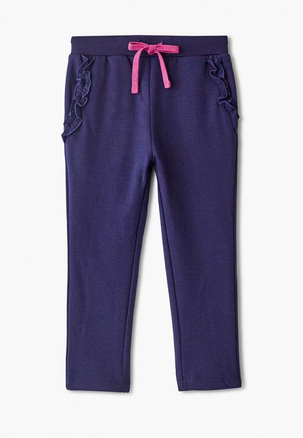 спортивные брюки sela для девочки, синие