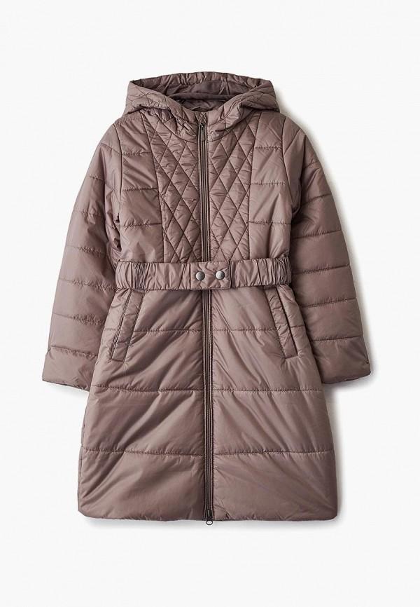 Фото - Куртку утепленная Sela коричневого цвета